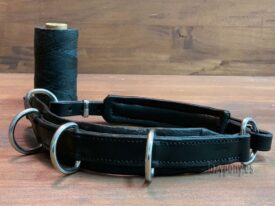 noseband with rings