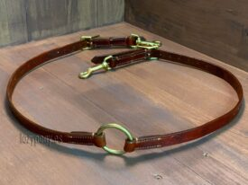 Brown dog lead coupler