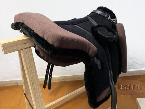 bareback pad dressage