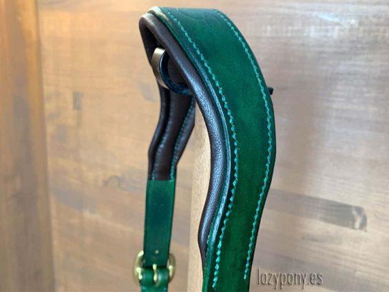 anatonic leather halter