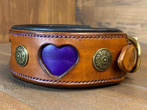 collar heart